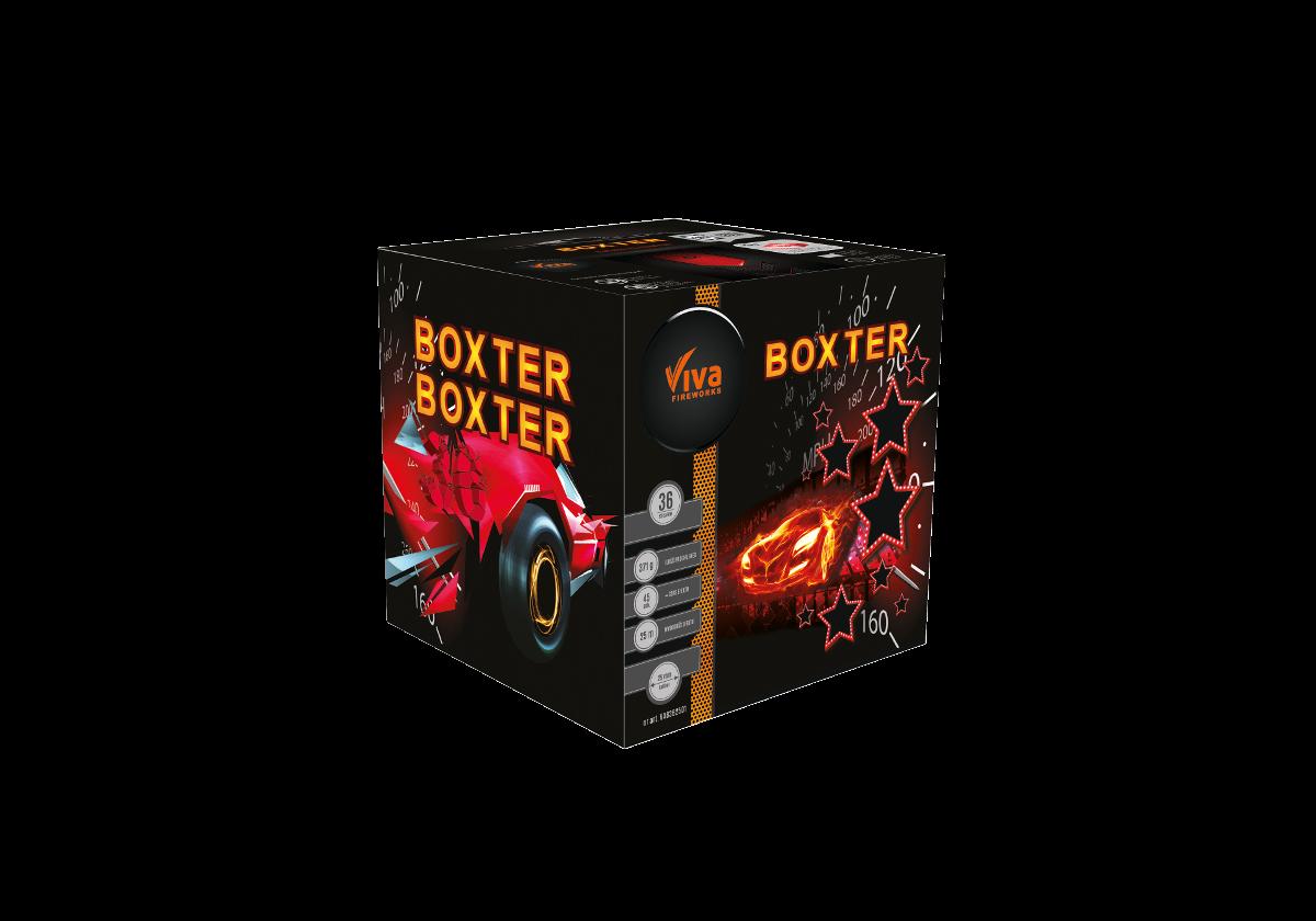 BOXTER - VIVA FIREWORKS