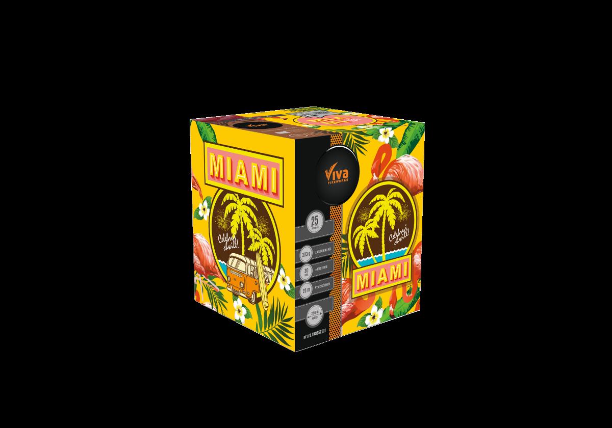 MIAMI - VIVA FIREWORKS