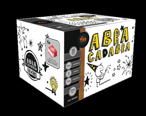 ABRACADABRA VIVA Fireworks