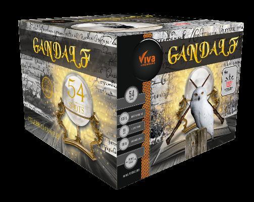 GANDALF VIVA Fireworks