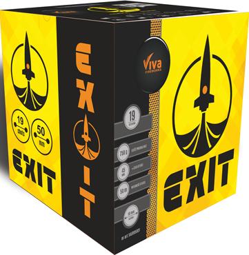 EXIT - VIVA FIREWORKS